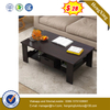 Classic Wooden Home Office Hotel Living Room Coffee Table
