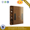 2020 Design 4 doors Laminated Boxes with Size home furniture closet