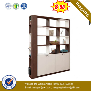 Factory Wholesale Custom Book Shelf Bookcase Cabinet Furniture