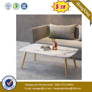 New Style Hot Sale Coffee Table Wooden Marble Table or home