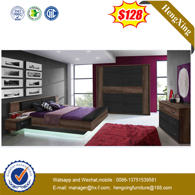 Luxury Home Hotel Bedroom Living Room Furniture King Size Bed