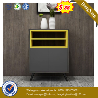 Modern Wood Bedside Table Wooden Telephone Stand Side Board Cabinet