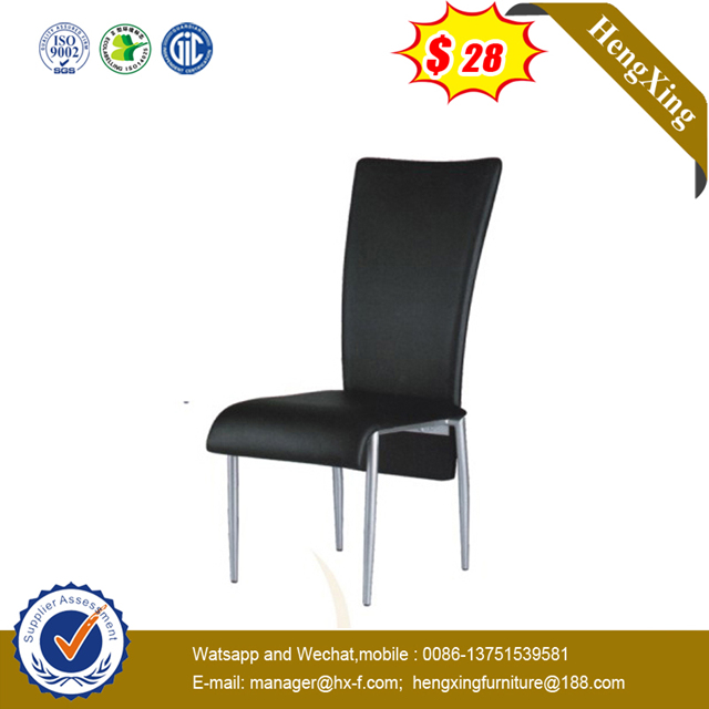 Foshan Modern Gold Dining Stainless Steel Wedding dining Chairs