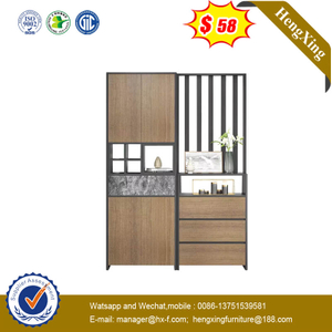 Modern Simple Home Functional Hallway Entrance Shoe Cabinet