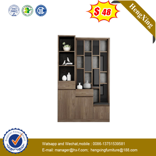Solid Wood Porch Partition Cabinet Entry Door Shoe Cabinet Hall Cabinet