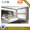 Hot Sell Simple Modern Home Use Bedroom Wooden Frame King Single Side Drawers Bed