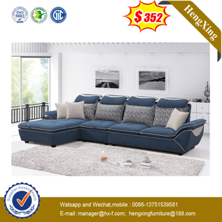 Chinese Home Furniture Modern Living Room Fabric Leather Sofa