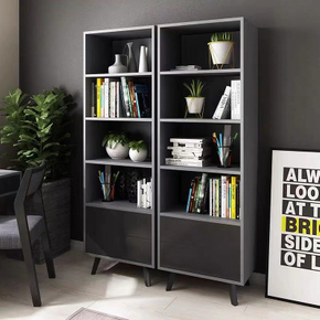 Bookcase Bookshelf Desk Simple Modern Simple Free Combination