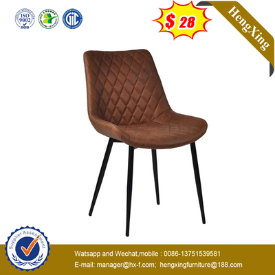 Modern Dining Hotel Restaurant Furniture Steel Frame Dining Chair