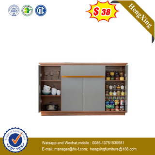 Foshan Furniture Modern Design MDF Board Kitchen Cabinet Set