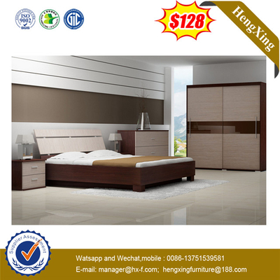 China Factory Wooden Home Hotel Bedroom Furniture