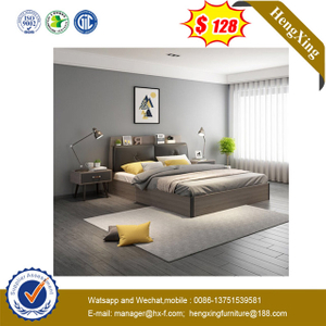 Latest Design 1.8m Double Twin Living Hotel Bedroom Furniture Sets