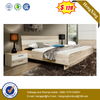 High Box Storage Wooden Frame Bedroom Furniture Bed For Home Use Daily Houseroom Room
