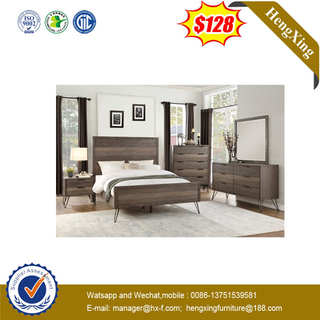 Hot Sell Wooden MDF Bedroom Furniture Kids Children Bed
