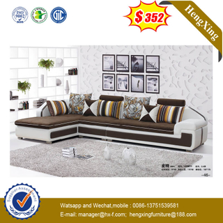 New Product Chinese Furniture Living Room Leisure Leather Fabric Sofa