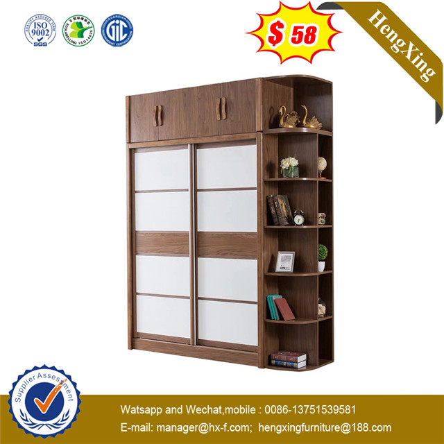 2.4 meter Sanded Glass Durable fashion closet