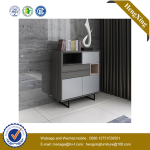 Small Apartment home bedroom furniture set beside cabinets Multifunctional Flip Makeup Table