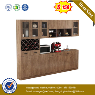 2021 Newest Design Luxury Modern Customized Living Room Cabinet Wood Home Kitchen Cabinet