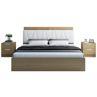 Wholesale Latest Designs Luxury Modern Simple Bed Room Furniture Bedroom Set