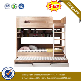 High Quality Kids Bedroom baby Furniture Set wardrobe cabinets Children Bunk Bed