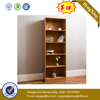 Modern Office Living Room and Classroom Simple Style Bookcase Storage Cabinet Book Racks