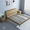 Hot Selling Perfect Craftsmanship Durable Bedroom Furniture Queen Size Bed Bedroom Set