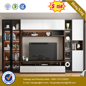 Modern Hotel Wooden TV Unit Living Room TV Cabinet Dining Furniture TV Stands