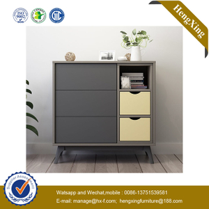 wood Fashionable Home Furniture Standard Size Living Room Kitchen drawer Cabinets