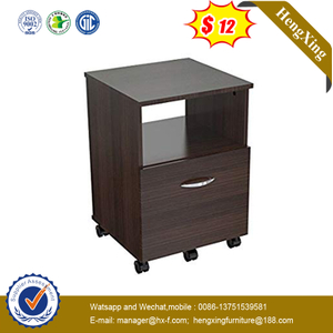 Professional Office Movable Under Desk Storage Cabinet with Wheels