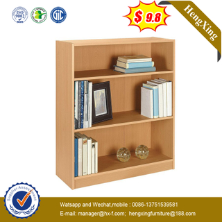 Simple Design Wood Office Book Cabinet and Home Bookcase for Book Storage