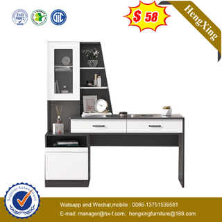 Vanity Modern Mirrored Dressing Table Hair Dresser Makeup Dressing Table
