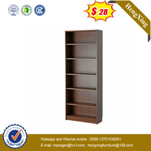 2021 Multifunctional Wood Modern Design Home Office Furniture Storage Book Shelf Bookcase