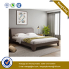 New Style MDF Home Furniture White Queen Size Painting Bedroom Set