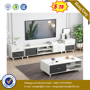 Chinese Modern Hotel Office Wood Bedroom Home Dining Living Room Furniture TV stand coffee tables