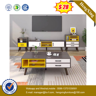 Hotel furniture floor standing high cabinet locker dining table coffee table TV cabinet set