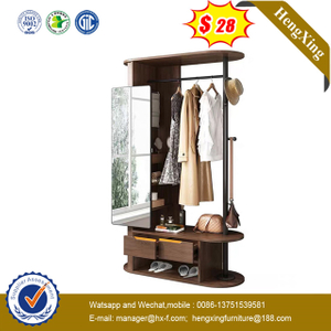 Cheap High Quality Simple Wooden Wardrobe closet Bedroom Furniture