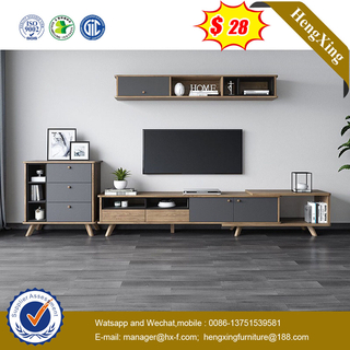 Drawer Storage Design Living Room Furniture Wooden TV Stand Coffee Table Set