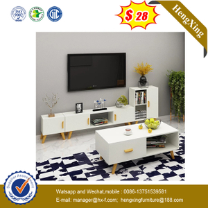 Design modern Living Room Home furniture coffee Wooden TV Stand