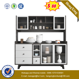 Chinese Furniture Modern Kitchen Partition Home Wooden Display Living Room Cabinet