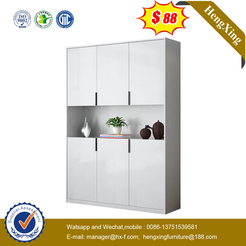 America Style Wardrobe 5-Door Melamine Cabinet For Bedroom Furniture