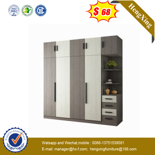 Italian Style Master Bedroom Furniture Sliding Door Wardrobe Closet