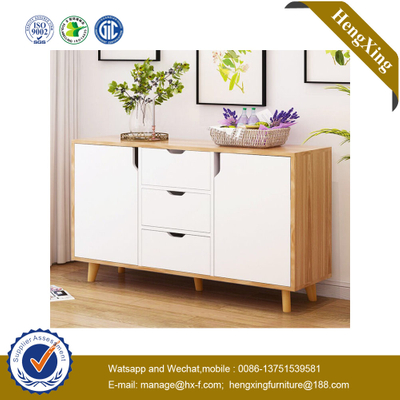 Wholesale Medium Size Wooden Storage Shoes Cabinet Living Room Furniture Cabinets