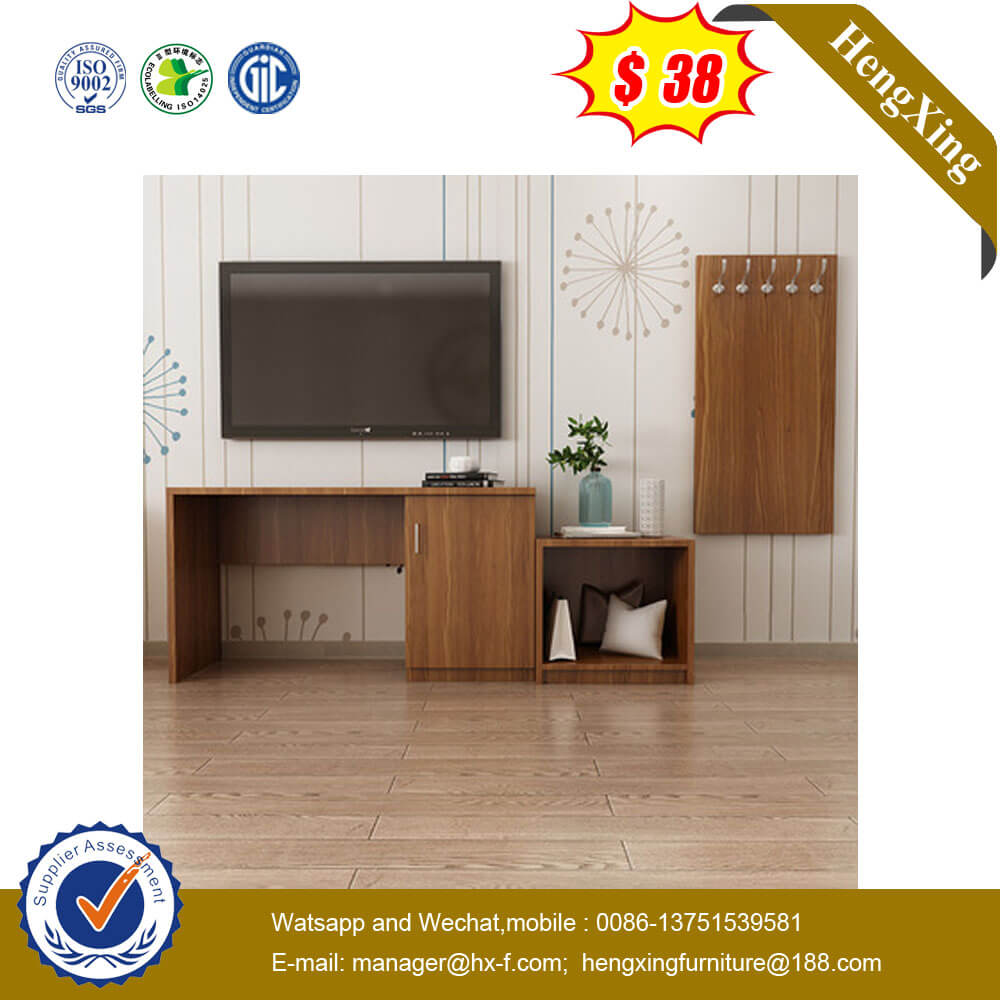 5 Star Hotel Furniture Table Cabinet Chinese Supplier Bedroom Furniture TV Cabient
