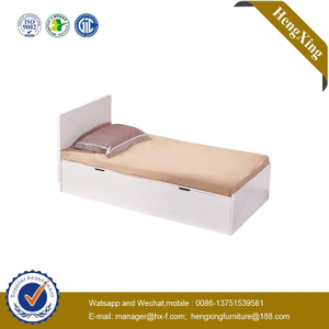 Wooden Bedroom baby Children Furniture School Bunk Single Kids Bed