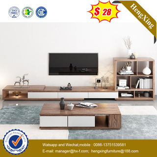 Hot Saling Modern Model Living Room New Design Coffee Table And TV Stand