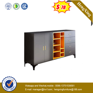 Home Living Room Dining Room Furniture Wooden Storage Cabinet Wardrobe