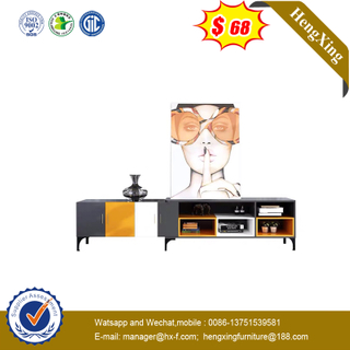 Living Room Furniture Set Wooden TV Stand Coffee Table