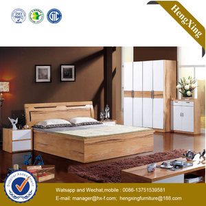 Chinese Beds Wooden Kitchen Dining Living Room Hotel Bedroom Home Modern Furniture