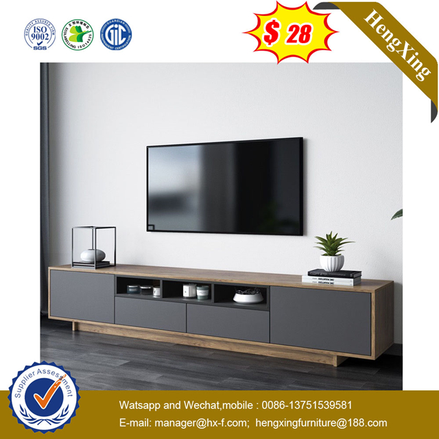 2021 New Modern Design Living Room Furniture Hall Wooden TV Cabinet TV Stand coffee side table