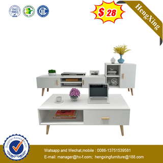 Wholesale Price Office Living Room furniture Side Table Coffee Table TV stand cabinet